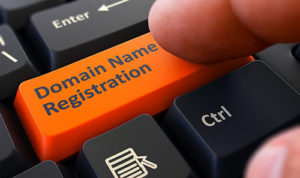 own your domain name