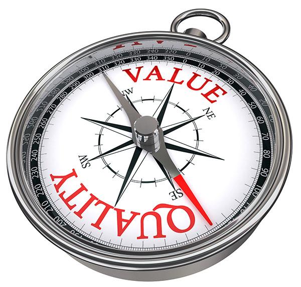 website leads value