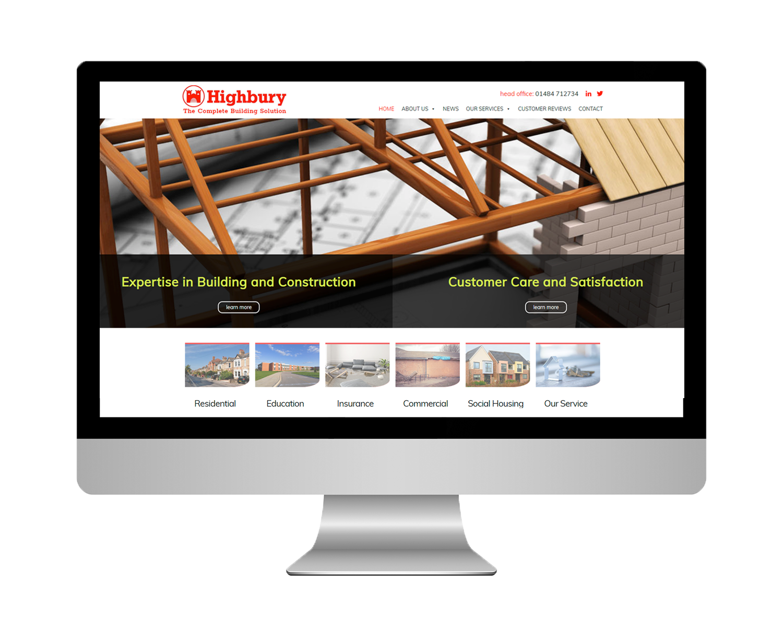 Highbury WordPress Website