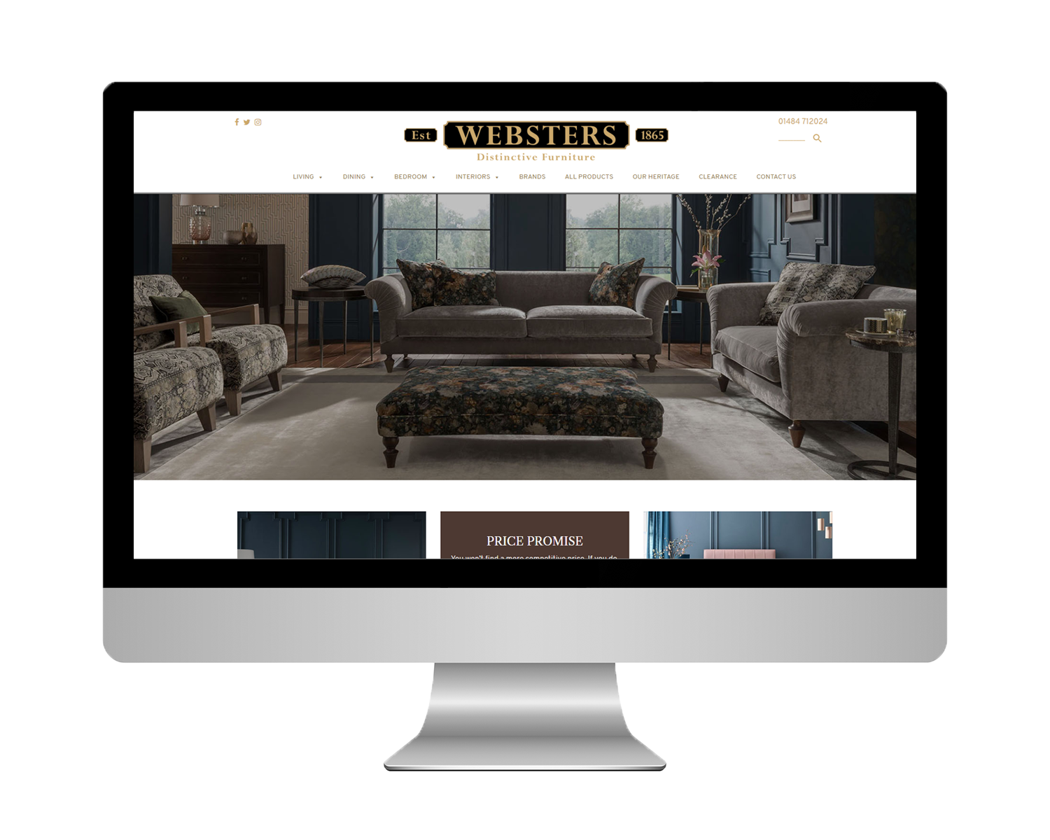 Websters Distincive Furniture
