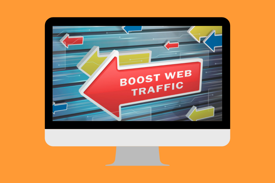 how to increase visitors to your website