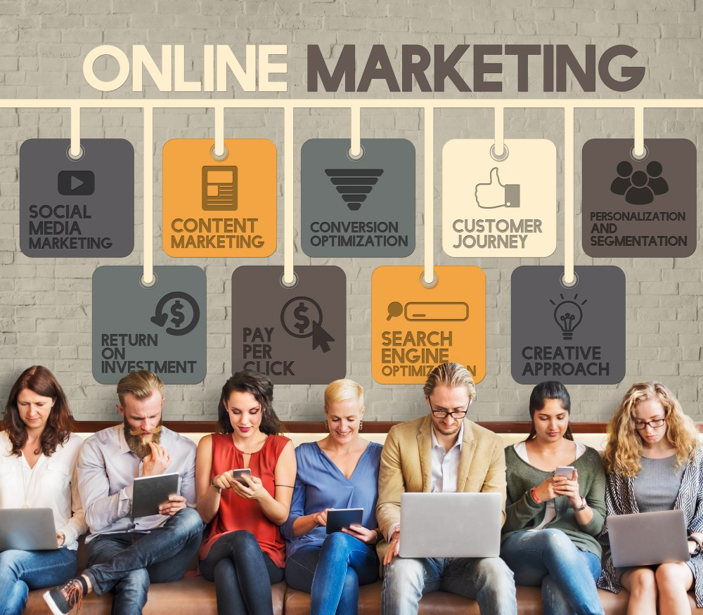 increase visitors to your website with online marketing